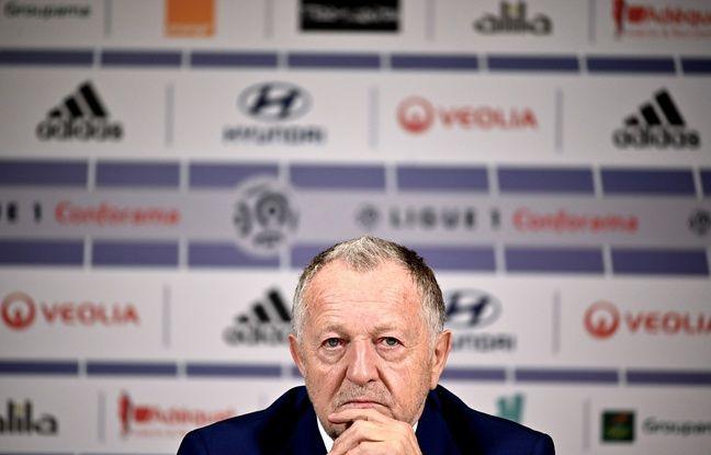 Coronavirus: Jean-Michel Aulas estime qu'en Ligue 1, «on est vraiment trop cons»