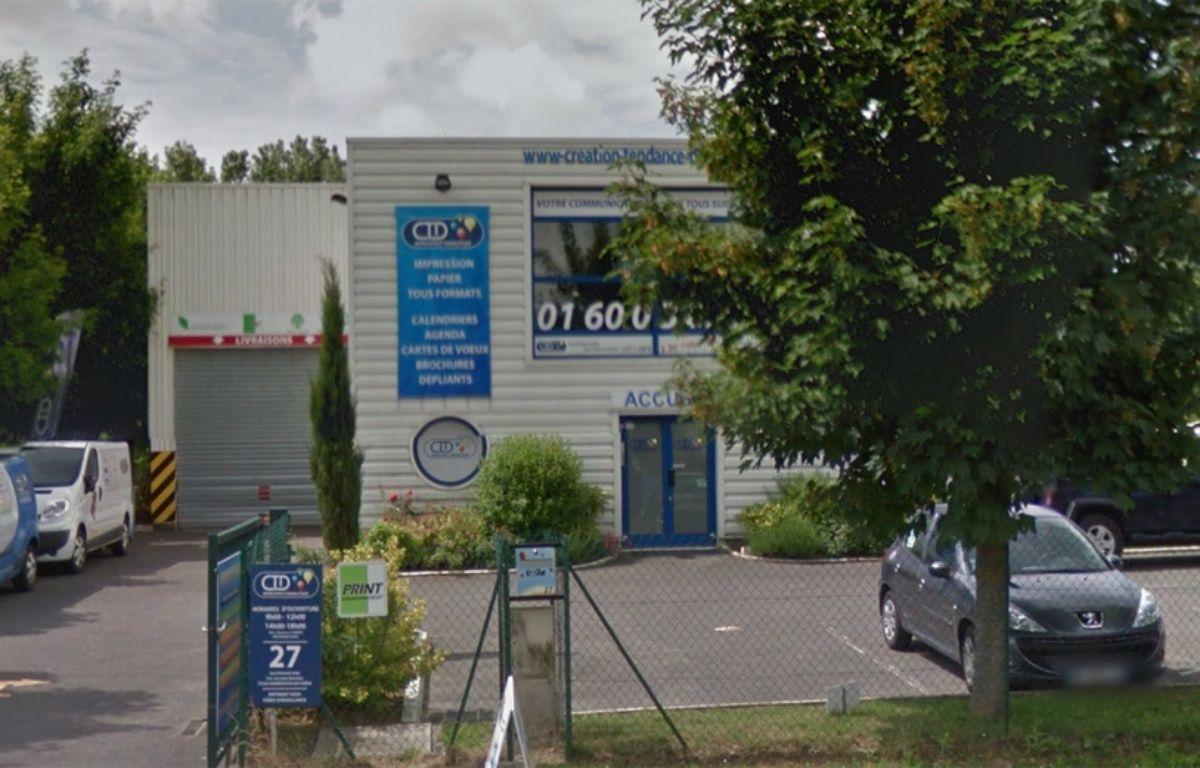 Entreprise CTD à Dammartin-en-Goële.  – Crédit Google Street View