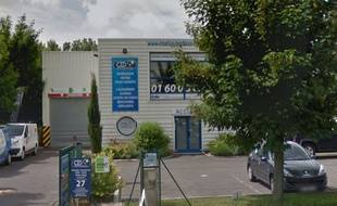 Entreprise CTD à Dammartin-en-Goële.