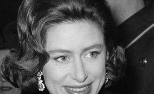 La princesse Margaret en 1960.