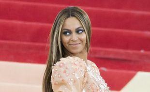 Beyoncé au Met Gala 2016