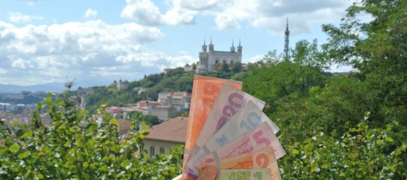 À l'image de la gonette, plus de 80 monnaies locales sont utilisées en France dans une démarche solidaire et responsable.