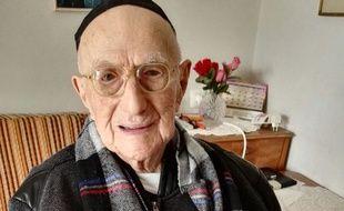 Yisrael Kristal, nouveau doyen de l'humanité, le 21 janvier 2016