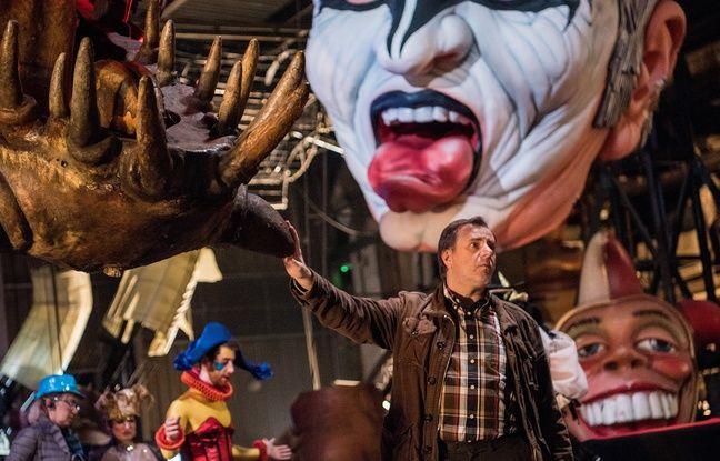 Un épisode a été tourné dans les coulisses du Carnaval de Nice 2015