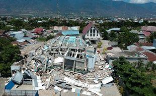 Le bilan des séisme et tsunami qui ont frappé l'Indonésie passe à 420 morts