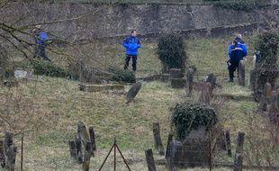 Profanation au cimetière juif de Sarre-Union: De 8 à 18 mois de prison avec sursis à l'encontre des  cinq accusés (Archives
