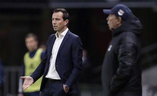 Nommé en décembre 2018 sur le banc rennais, Julien Stéphan a démissionné.