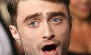 Daniel Radcliffe, le 8 juin 2014, à New York.