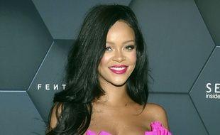 La chanteuse et actrice Rihanna, le 14 septembre 2018 à New York.