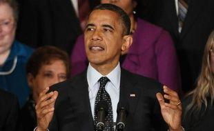 Barack Obama devrait s'exprimer mercredi sur les négociations budgétaires à venir avec le Congrès et le scandale sexuel qui a coûté son poste au chef de la CIA, lors de sa première conférence de presse depuis sa réélection à la présidence des Etats-Unis.