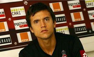 Ancien joueur marseillais, Renato Civelli fait sa deuxième saison à Nice.