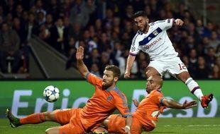 L'immense occasion manquée par Jordan Ferri, le 29 septembre face à Valence (0-1), a peut-être été le tournant de la Ligue des champions pour l'OL.