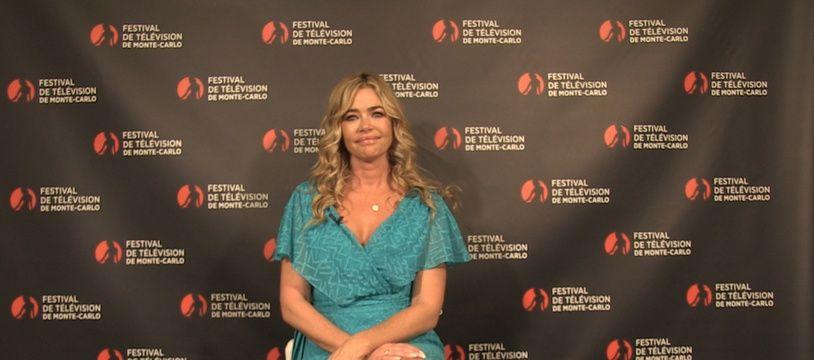 Denise Richards en 2019, lors du Festival de télévision de Monte Carlo.