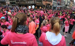 La huitièmeStrasbourgeoise est organisée en 2017 le dimanche 8 octobre, toujours dans le cadre d'une campagne d'information et de sensibilisation contre le cancer du sein.