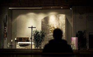 Dans une église de la région de Lyon. (archives)