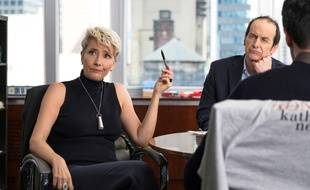 Emma Thompson et Denis O'Hare dans «Late Night» de Nisha Ganatra