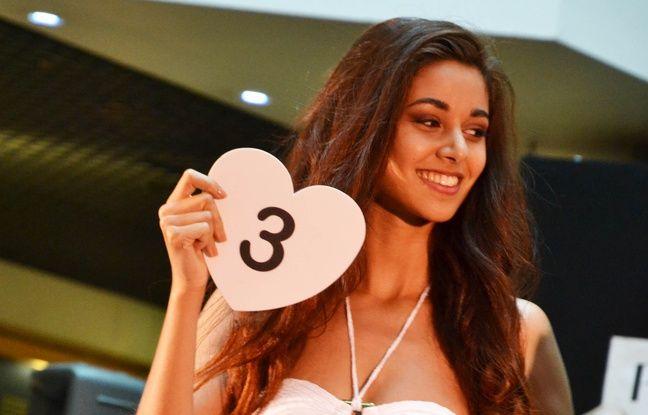 Aurore, Miss Montpellier 2016.