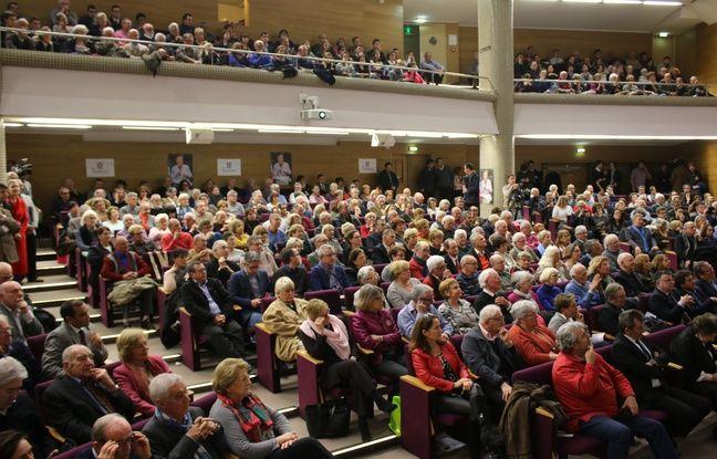 Meeting de soutien à François Fillon à Bordeaux, le 16 février 2017
