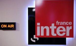 Le logo de France Inter.
