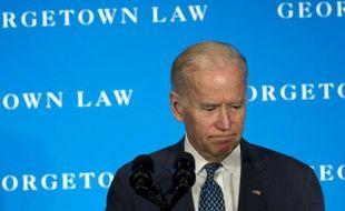 Le vice-président américain Joe Biden à Washington, le 24 mars 2016