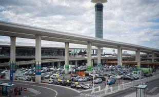 L'aéroport de Roissy- Charles de Gaulle aux abords de Paris (image d'illustration).