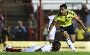 Radamel Falcao lors de Colombie-Costa Rica le 6 juin 2015.