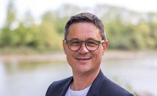 Laurent Turquois, maire de Saint-Sébastien-sur-Loire.