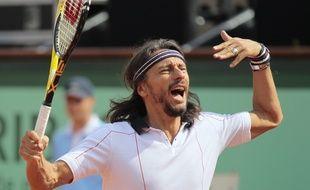 Passionné de tennis, le DJ Bob Sinclar participera au tournoi des personnalités.