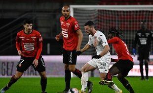 Le Stade Rennais a concédé le nul sur sa pelouse face à Lorient ce mercredi soir.