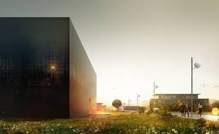 La première image du nouveau studio d'Ubisoft à Montpellier.