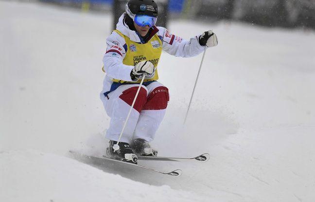 Ski de bosses: Après la déception, la confirmation... Perrine Laffont, double championne du monde en parallèle