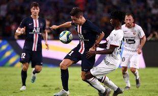 Ander Herrera s'est blessé et manquera la reprise de la Ligue 1.