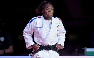 Clarisse Agbegnenou est l'immense favorite pour le titre en -63 kg aux JO de Tokyo.