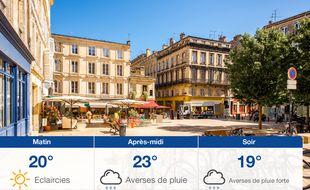 Météo Bordeaux: Prévisions du lundi 18 mai 2020