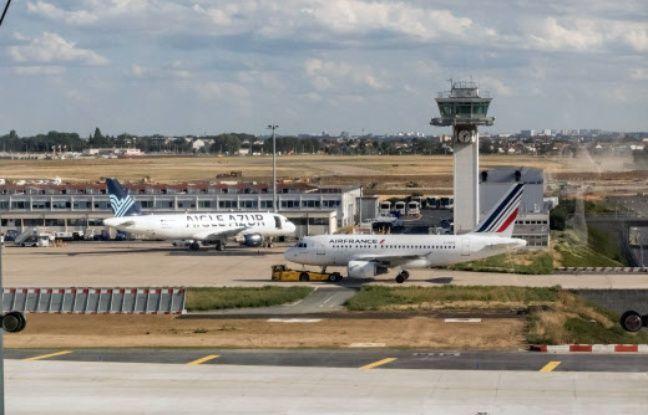 L'aéroport de Paris-Orly a été touché. (archives)