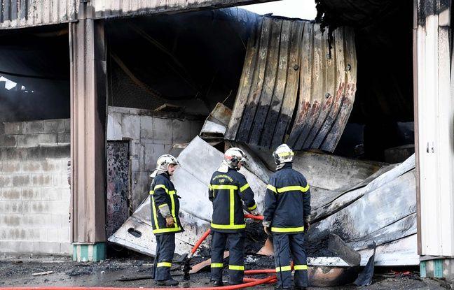 Grenoble: L'incendie de la gendarmerie revendiqué par un site anarco-libertaire