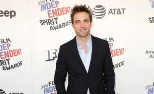 L'acteur Robert Pattinson