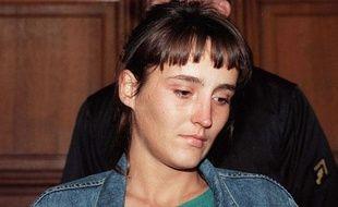Florence Rey lors de son procès en 1998.