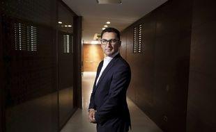 Maxime Saada, président du directoire du groupe Canal Plus.