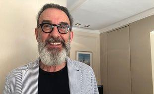 Robin Renucci le 22 mai 2019 au Festival de Cannes.