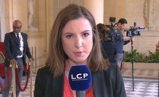 Astrid de Villaines, journaliste à LCP, a porté plainte pour agression sexuelle contre l'animateur de la chaîne Frédéric Haziza
