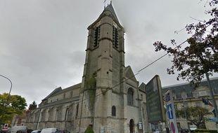 L'église Saint-Cyr - Sainte-Julitte était la cible d'un attentat déjoué le dimanche 19 avril 2015.