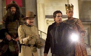 Robin Williams et Ben Stiller dans le troisième volet de la saga «La Nuit au musée».