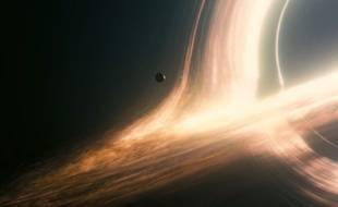 Image du film de Christopher Nolan, Interstellar