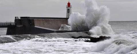 Tempête Ana: Des vents violents et l'Europe sous la neige