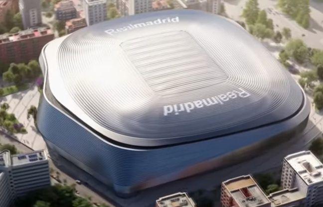 VIDEO. Le Real Madrid présente son nouveau stade Santiago Bernabeu à 525 millions d'euros