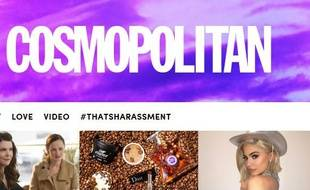 Le site Cosmopolitan