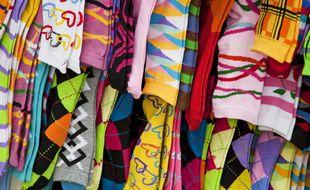 Chaussettes pour tous et toutes (Illustration)
