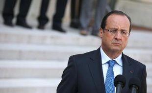 """François Hollande, a reçu la famille de l'otage Philippe Verdon assassiné au Mali et lui a fait part """"de sa détermination à tout mettre en oeuvre pour que les responsables de ce crime soient traduits en justice"""", a-t-on appris de l'Elysée."""
