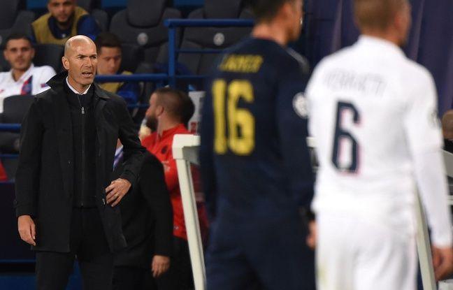PSG-Real Madrid: «On s'est fait manger», Zidane va-t-il tenir bien longtemps à son poste?